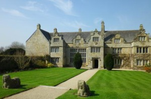 trerice house and gardens